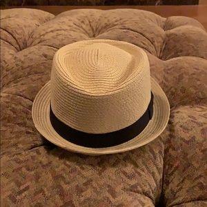 Accessories - Straw paper Angela and william beach hat.
